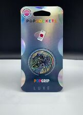 Authentic Popsockets Luxe Real Paua Abalone Shell PopGrip PopSocket Pop Socket