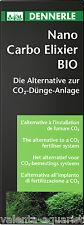 Dennerle Nano Carbo Elixier Bio 100 ml CO2-Anlage Aquarium