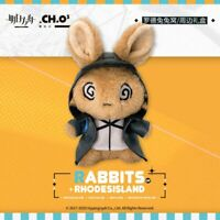 """Official Arknights Doctor Rabbit Ver. Bunny Mascot 8"""" Plush Doll Toy - US SELLER"""