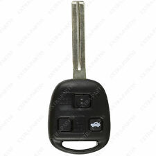 New Replacement Uncut Long Blade Key Entry Car Remote Head for Lexus HYQ1512V