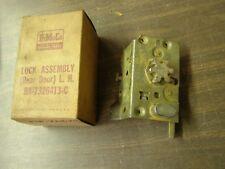 NOS OEM Ford 1952 1953 1954 4 Door Rear Door Latch Pair + Station Wagon Fairlane