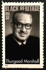 2003 Scott #3746 - 37¢ - Thurgood Marshall - Jurist - Single Stamp - Mnh