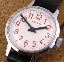 Ruhla Ladies Mechanical Watch 28mm New Old Stock
