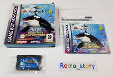 Nintendo Game Boy Advance GBA Shamu's Deep Sea Adventures PAL