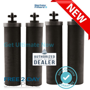 Berkey Black Replacement Water Filters Choose number of Filters, BB9-2 Cartridge
