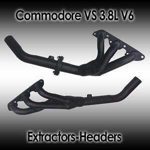 Holden Commodore VS 3.8L, V6 Ecotech Automatic, Extractors/Headers 1995-8/1997