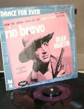 vinyle Rio Bravo / dance forever collection vol 14 / Dean Martin / 45t capitol