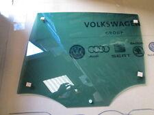 NEW GENUINE VW GOLF MK6 LEFT REAR DOOR WINDOW GLASS DARK TINTED 5K6845025D