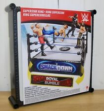 WWE - Royal Rumble/Smackdown wrestling ring - BRAND NEW