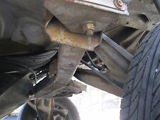 BMW E21 320i rear subframe suspension rear cross member 1981