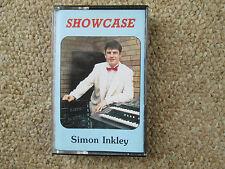 Spalding, Lincs musician Simon Inkley 'Showcase' cassette tape. Yamaha keyboard