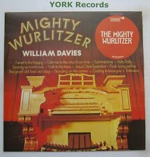 WILLIAM DAVIS - Mighty Wurlitzer - Excellent Con LP Record Fanfare SIT 60013