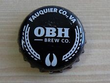 Beer Bottle Crown Cap: Old Bust Head Brew Co ~*~ Warrington, Virginia Breweriana