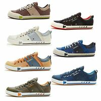 Mens Merrell Rant Casual Low Canvas Lace Up Shoes in All Sizes