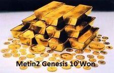METIN 2 GENESIS 10 WON YANG 50 Euro BLITZ! Siehe Bewertung