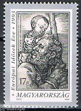 Hongarije 1993 4244 europees jaar van de ouderen