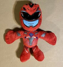 "Power Rangers Saban Blue Ranger 8"" Plush Doll Figure Just Play 2016  NWT"