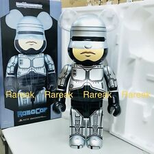 Medicom Plus Be@rbrick 2018 MGM Robocop 1000% Robo Cop bearbrick 1pc