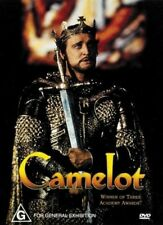 CAMELOT (1967) DVD  - Richard Harris =PAL 4 = SEALED = FREE POST