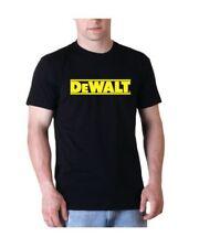 DEWALT  tools t-shirt auto parts  mechanics  wrenches racing