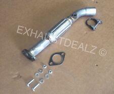 Elantra exhaust flex repair pipe flange repair pipe FREE gasket FX2077