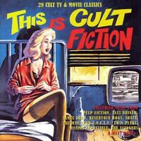 Various Artists : This Is Cult Fiction CD Highly Rated eBay Seller Great Prices