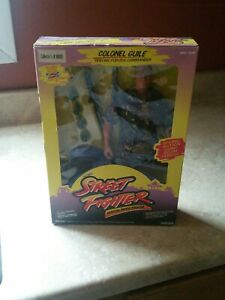 12 Inch Poseable Street fighter