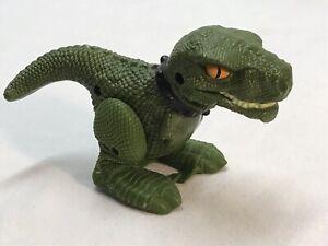 Prehistoric Pets Burger King Kid's Meal Wind Up Dino Figure 2010 Jurassic T Rex