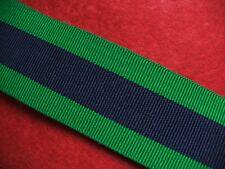 India General Service Medal 1908-35 Ribbon Full Size 16cm long