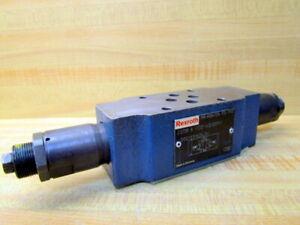Rexroth Bosch ZZDB 6 VD2-42/200V Valve 000123162434