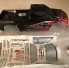 Hot Bodies Chevy Silverado Long Bed Factory Painted Body for HPI SAVAGE / T-Maxx