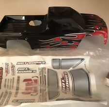 NEW Hot Bodies DIRT DEMON Silverado Long Bed Painted Body T-MAXX SAVAGE TRAXXAS