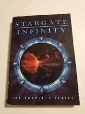 Stargate Infinity - 'The Complete Series' (Missing disc 3) DVD 2002