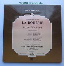 3C 153 00673/74 - PUCCINI - La Boheme BERRETTONI - Ex Con 2 LP Record Box Set