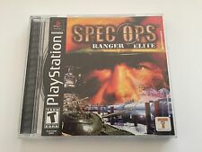 Spec Ops: Ranger Elite (Sony PlayStation 1 PS1, 2000), Complete