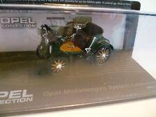 OPEL MOTORWAGEN SYSTEM : de 1899-1901 ~  NEUF