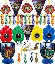 Harry Potter Deluxe Happy Birthday Decorating Kit Bundle
