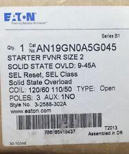 AN19GN0A5G045 Cutler Hammer Eaton Size 2