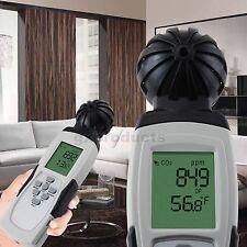 Portatif Carbone Dioxode (CO2) Thermo-hygromètre Logging Mètre Taiwan a fait