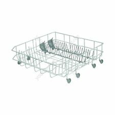 Genuine Indesit White Dishwasher Lower Basket