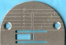 Stichplatte für Singer 237