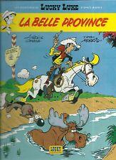 BD - LUCKY LUKE : LA BELLE PROVINCE / MORRIS - ACHDE & GERRA / COMME NEUF