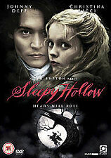 Sleepy Hollow (DVD, 2007)