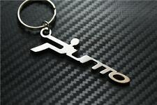 For Fiat PUNTO keyring keychain Schlüsselring porte-clés ACTIVE D ELX SPORTING