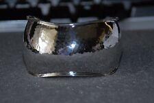 "SILPADA - B2460 - Sterling Silver ""Live Large Cuff"" Bracelet - RET - $399 Retail"