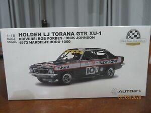 #HOLDEN TORANAN LJ GTR XU-1  DICK JOHNSON/BOB FORBES 1973 HARDIE-FERODO 1000
