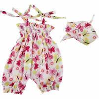 Puppen Kleidung Spielanzug Jumpsuit Schmetterling für 30 bis 33 cm Puppen 30810.