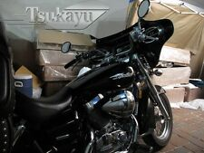 Tsukayu Batwing 6X9 Fairing For Honda VT750C Shadow Aero (Black)