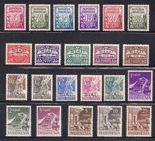 Indonesia-Riau Archipelago  1954  Sc # 1-22   MNH   Cv.$903   (43574)