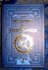 Die Wunder der Sternenwelt v. Ule & Klein, unveränderter Nachdruck von 1884